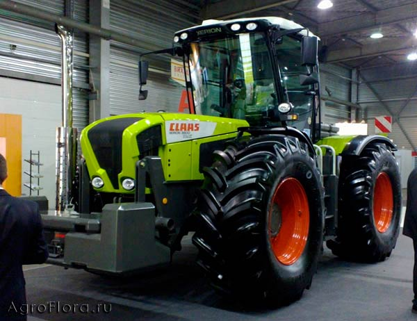 Трактор Claas (обьем двигателя 8,8 л) фото