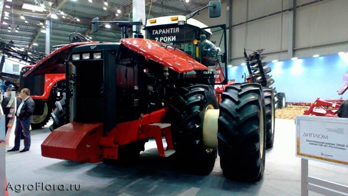 Трактор Ростсельмаш фото